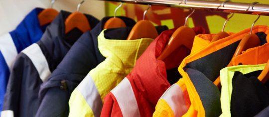 Vêtements de travail personnalises